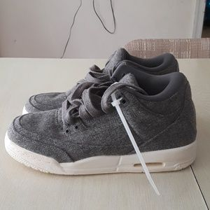 Jordan 3 wool